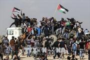 Người Palestine biểu tình phản đối Mỹ công nhận các khu định cư của Israel