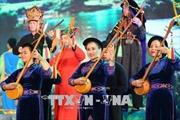 Liên hoan nghệ thuật hát Then, đàn Tính toàn quốc lần thứ VI thành công tốt đẹp