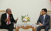 Phó Thủ tướng Vũ Đức Đam tiếp lãnh đạo APICTA
