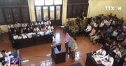 14 luật sư tham gia tố tụng trong phiên toà xét xử sơ thẩm bác sĩ Hoàng Công Lương
