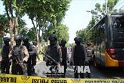 Bắt nhiều nghi phạm trong loạt vụ đánh bom tại Indonesia