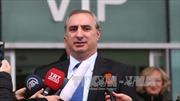 Thổ Nhĩ Kỳ yêu cầu Đại sứ Israel tạm thời về nước