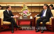Pháp muốn tăng cường cộng tác, liên lạc chiến lược với Trung Quốc