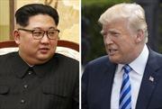 Tổng thống Donald Trump chờ diễn biến tiếp theo của cuộc gặp thượng đỉnh Mỹ - Triều