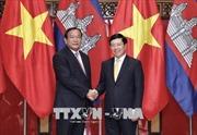 Quan hệ Việt Nam - Campuchia không ngừng phát triển, đạt kết quả đáng khích lệ