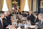 Gập ghềnh đàm phán thương mại Mỹ - Trung