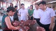 Kiểm tra vệ sinh an toàn thực phẩm tại Thanh Hóa