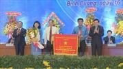 Bà Trương Thị Bích Hạnh tái đắc cử Chủ tịch Liên đoàn lao động Bình Dương