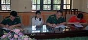 Giải cứu thành công 2 nạn nhân bị lừa bán sang Trung Quốc