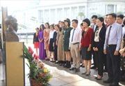 Hoạt động kỷ niệm 128 năm ngày sinh Chủ tịch Hồ Chí Minh tại Singapore, Nhật Bản và LB Nga