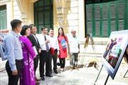 Xây dựng văn hóa ứng xử thanh lịch, văn minh người Hà Nội qua cuộc thi ảnh