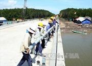 Hoàn thành đường Hồ Chí Minh đoạn Năm Căn - Đất Mũi trong tháng 6/2018