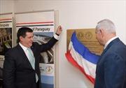 Paraguay khai trương đại sứ quán ở Jerusalem