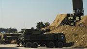 Video phòng không Nga tiêu diệt UAV quấy rối căn cứ Khmeimim, Syria