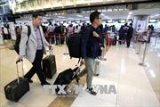 Các nhà báo nước ngoài thuê máy bay tới Triều Tiên đưa tin đóng cửa bãi thử hạt nhân