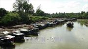 Ô nhiễm môi trường nước quanh khu vực Nhà máy mía đường Trà Vinh