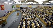 Đuma Quốc gia Nga thông qua đạo luật đáp trả Mỹ và đồng minh