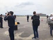 Phóng viên nước ngoài đặt chân tới Triều Tiên