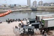 Quảng Ninh xóa kho bãi dọc sông biên giới để ngăn chặn buôn lậu