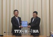 TP Hồ Chí Minh đề nghị Nhật Bản phát triển công nghiệp hỗ trợ