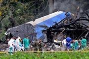 Khôi phục được 90% thông tin hộp đen máy bay Cuba rơi khiến 113 người thiệt mạng