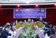 Học viện Chính trị quốc gia Việt Nam-Lào tổ chức hội thảo khoa học