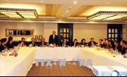 Thành phố Hồ Chí Minh và các doanh nghiệp Israel tọa đàm giải pháp đô thị thông minh