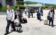 Hành trình hơn 16 tiếng đi vào bãi thử hạt nhân Punggye-ri Triều Tiên