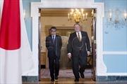 Ngoại trưởng Nhật Bản và Trung Quốc tới Mỹ thảo luận vấn đề Triều Tiên