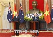 Quan hệ Việt Nam - Australia phát triển sâu rộng trên mọi lĩnh vực