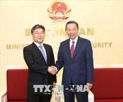 Việt Nam - Hàn Quốc tăng cường hợp tác phòng, chống tội phạm