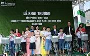 Manulife Việt Nam khai trương thêm 5 văn phòng