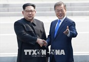 Thông điệp khác nhau của hai miền Triều Tiên nhân dịp kỷ niệm một năm tiến hành hội nghị thượng đỉnh