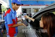 Khách hàng cá nhân có thể thanh toán xăng dầu bằng QR code