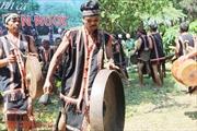 Lễ cúng bến nước dân tộc Gia Rai