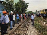Tai nạn đường sắt liên tiếp: Tăng cường giám sát quy trình chạy tàu