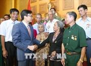 Phó Thủ tướng Vũ Đức Đam tiếp đoàn đại biểu người có công tỉnh Đắk Nông