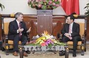 Phó Thủ tướng, Bộ trưởng Phạm Bình Minh tiếp Thượng Nghị sỹ Hoa Kỳ