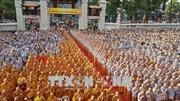 Lễ Phật đản Phật lịch 2562 tại Thành phố Hồ Chí Minh