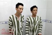 Bắt 2 đối tượng cướp giật mang theo hung khí để chống trả khi bị phát hiện