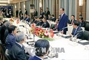 Báo chí Nhật Bản đưa tin trang trọng về chuyến thăm của Chủ tịch nước Trần Đại Quang