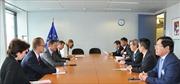 Việt Nam ưu tiên hợp tác về kinh tế với Bỉ và EU