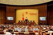 Thông cáo số 11 Kỳ họp thứ 5, Quốc hội khóa XIV
