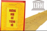'Hoàng Hoa sứ trình đồ' và các di sản tư liệu thế giới của Việt Nam