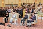 Chủ tịch nước Trần Đại Quang dự Lễ kỷ niệm 45 năm thiết lập quan hệ ngoại giao Việt Nam - Nhật Bản