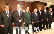 Đối thoại Shangri-La 2018: Bộ trưởng Quốc phòng Ngô Xuân Lịch tiếp xúc song phương