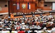 Quốc hội Cuba họp phiên bất thường