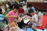 Hàng loạt chương trình hè dành cho thiếu nhi tại đường sách TP Hồ Chí Minh