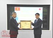 Hà Nội tăng cường hợp tác với các tập đoàn công nghệ hàng đầu Nhật Bản