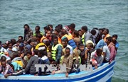 Hàng chục người thiệt mạng do chìm thuyền ngoài khơi Tunisia